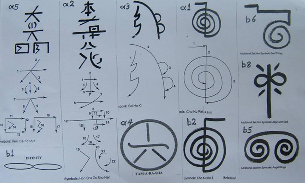 D3 2012 Reiki Seichim Seichem Ssr Aura Intuition Reiki